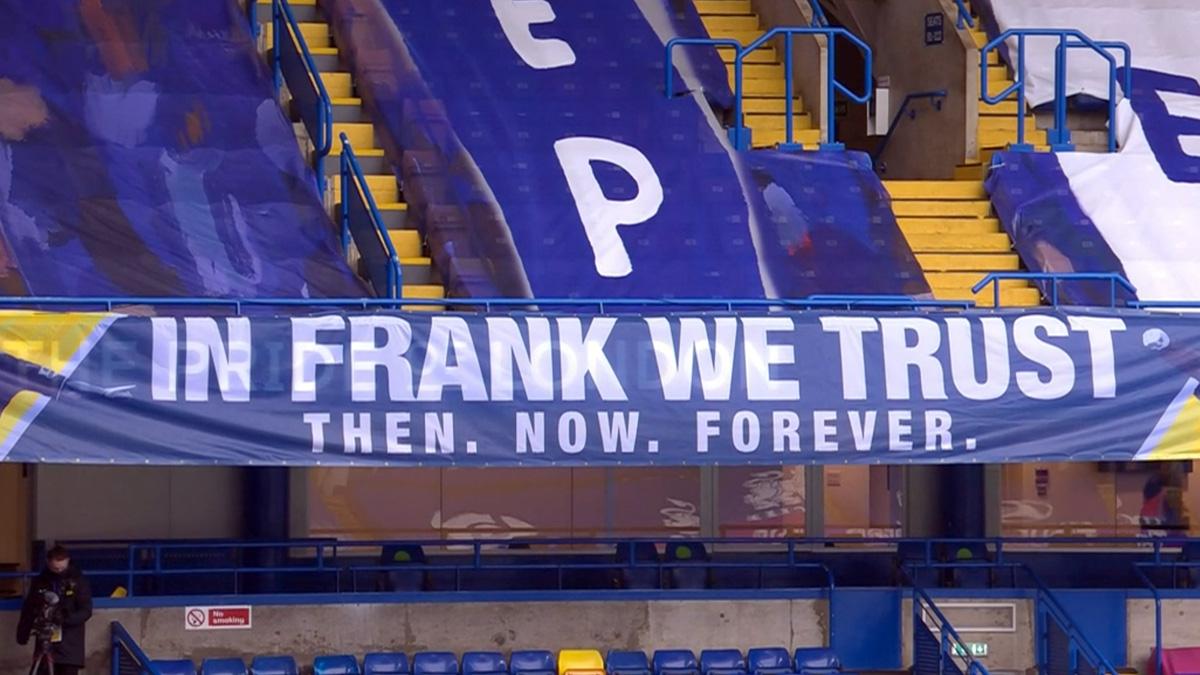 In Frank we trust…